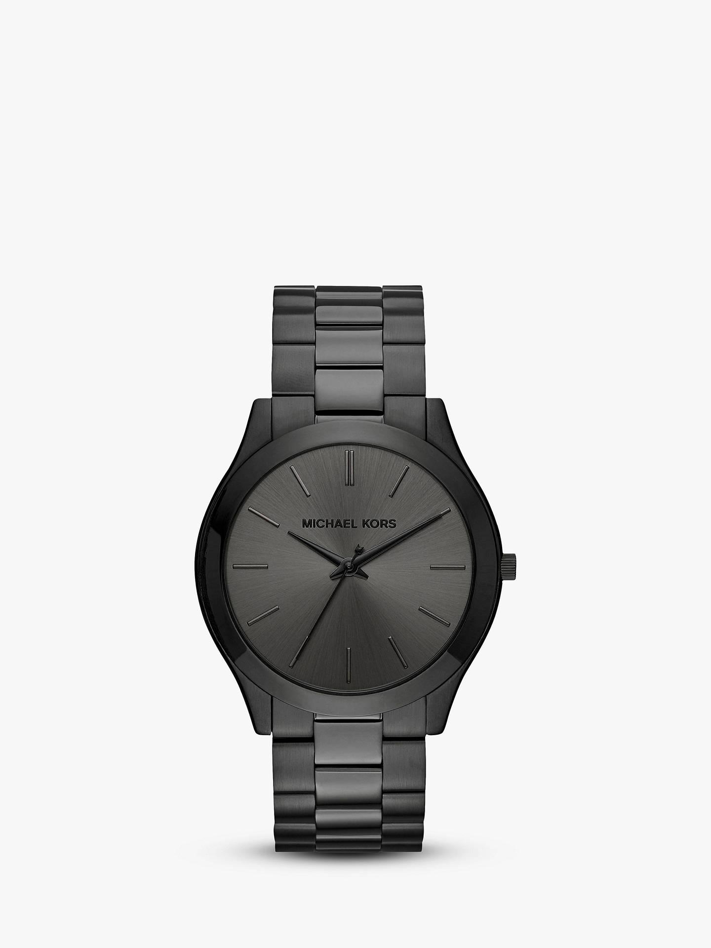 f8c06919cb9b Buy Michael Kors MK8507 Men s Runway Bracelet Strap Watch