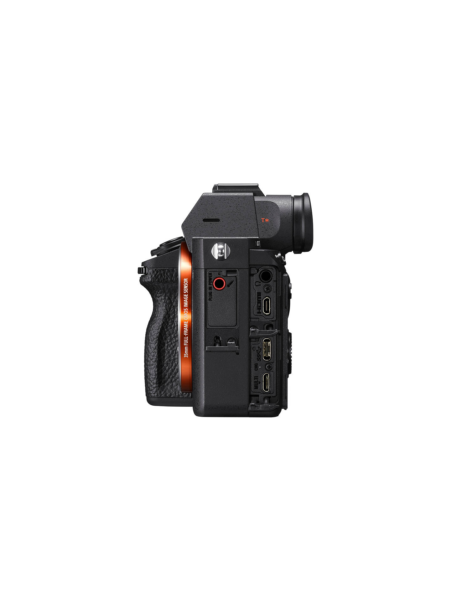 Sony a7 III (Alpha ILCE-7M3) Compact System Camera with 28-70mm Zoom Lens,  4K Ultra HD, 24 2MP, Wi-Fi, Bluetooth, NFC, OLED EVF, 5-Axis Image