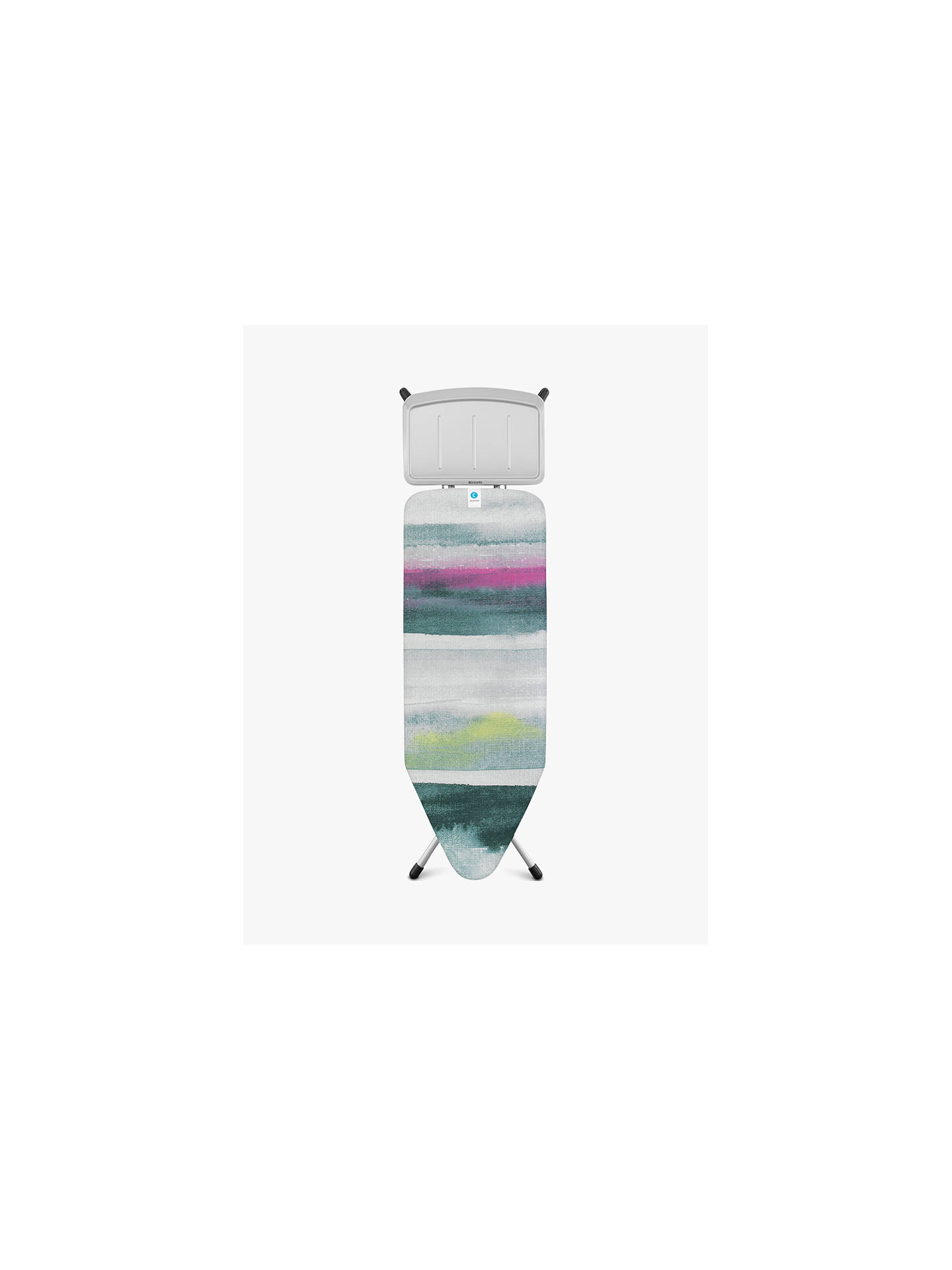 BuyBrabantia Morning Breeze Ironing Board, L124 x W45cm Online at johnlewis.com