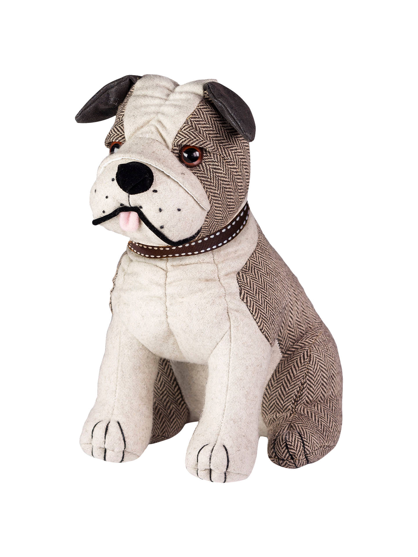 Dora Designs Thirston The Bulldog Door Stop At John Lewis Partners