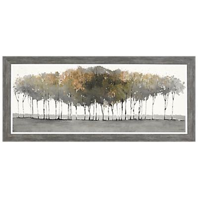 Image of Adelene Fletcher - Chorus Line Embellished Framed Print & Mount, 57 x 129cm