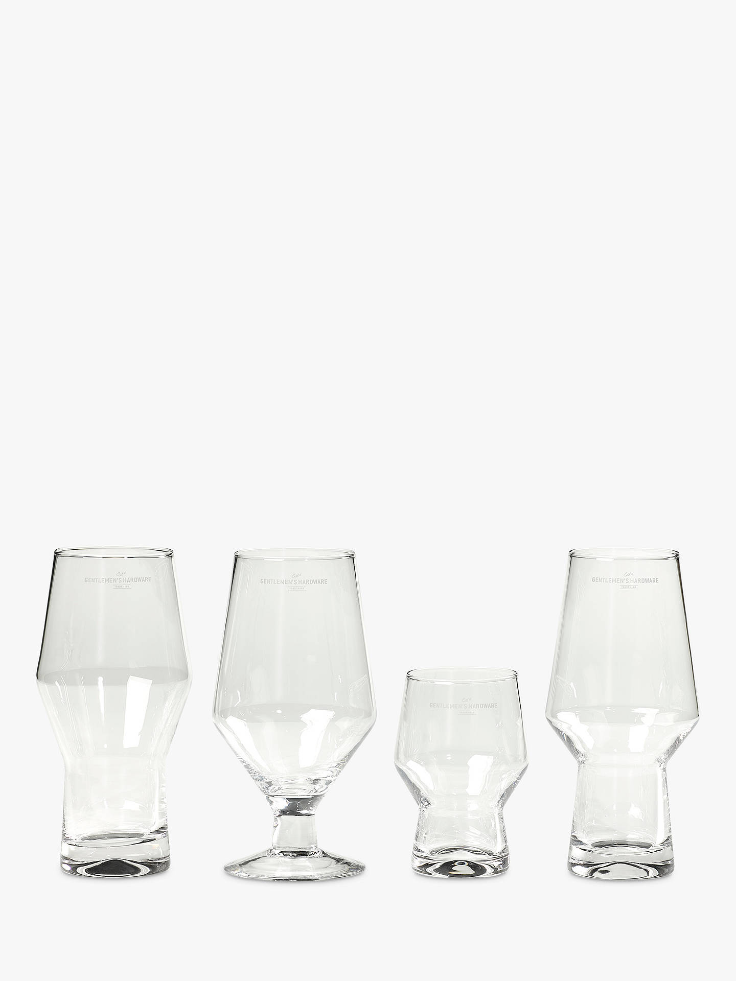 a93007b0e85 BuyGentlemen s Hardware Craft Beer Glasses