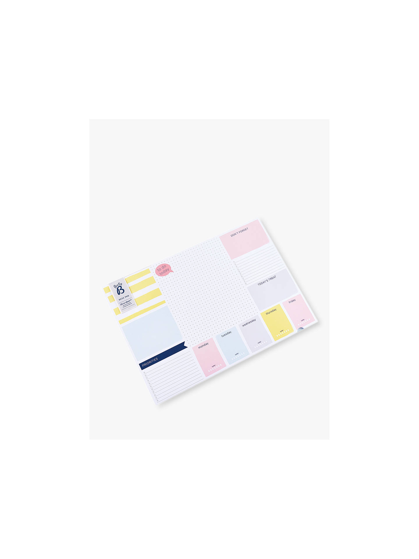 Buy Busy B A3 Desk Pad Online at johnlewis.com