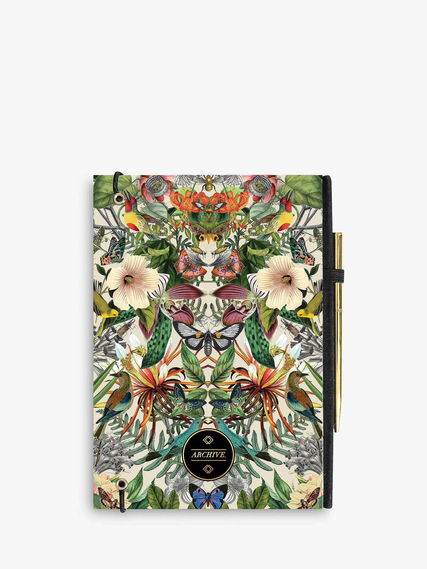 BuyArchive Botanical Address Book Online at johnlewis.com