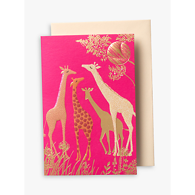 Image of Sara Miller Giraffe Notecards, Pack of 10