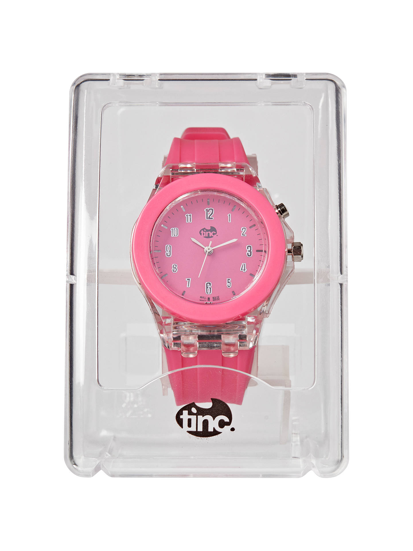 BuyTinc Boogie Watch, Pink Online at johnlewis.com
