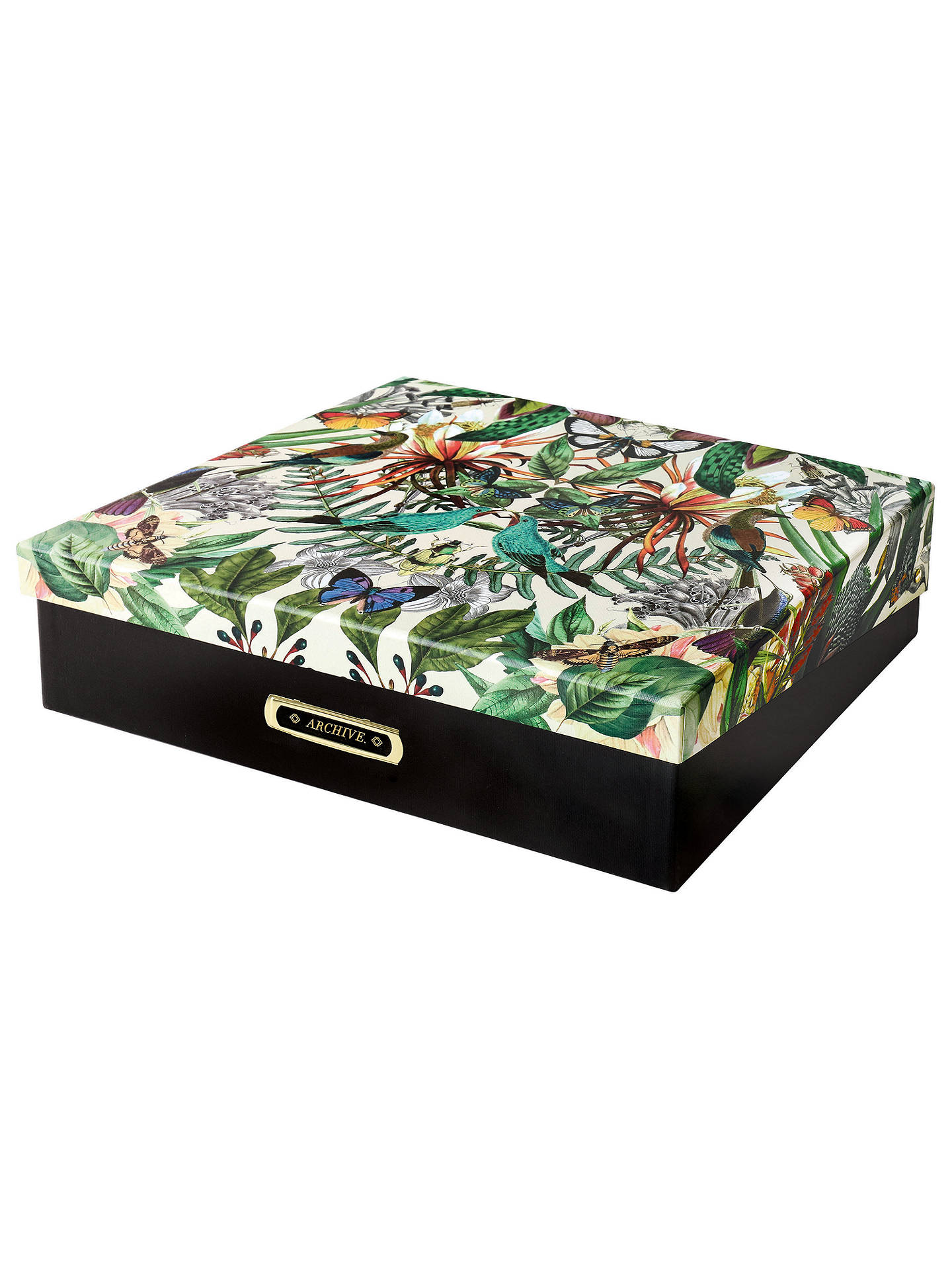 Buy Archive Storage Box Online at johnlewis.com