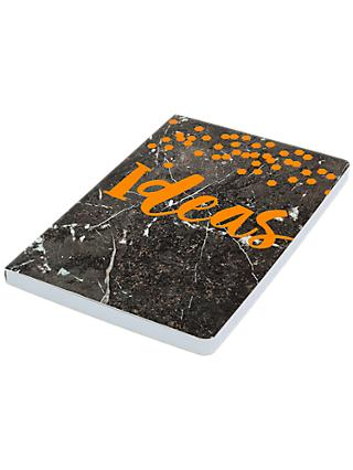 Belly Button Designs Ideas Marble Notebook