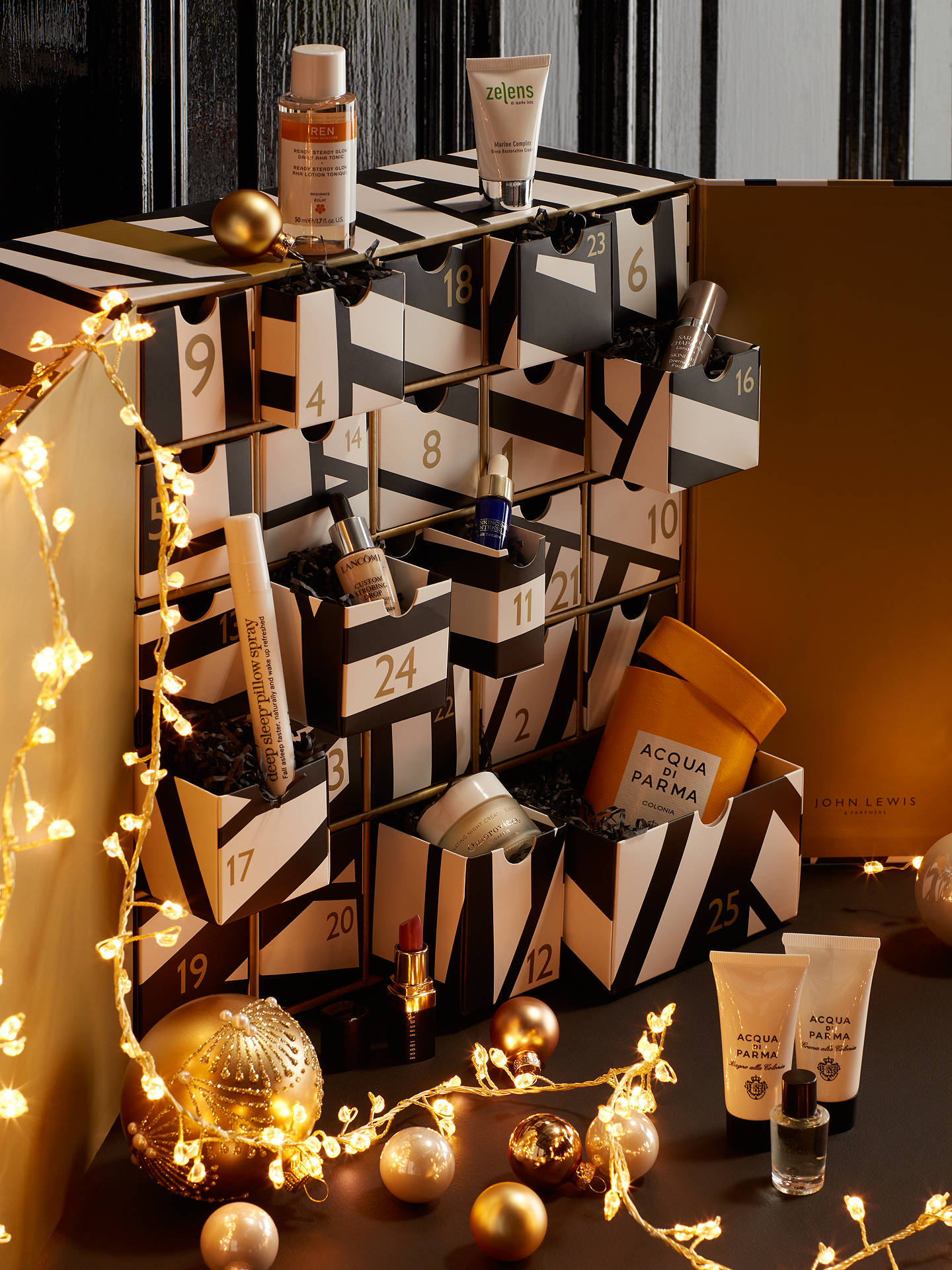 John Lewis Partners Beauty Advent Calendar At John Lewis Partners