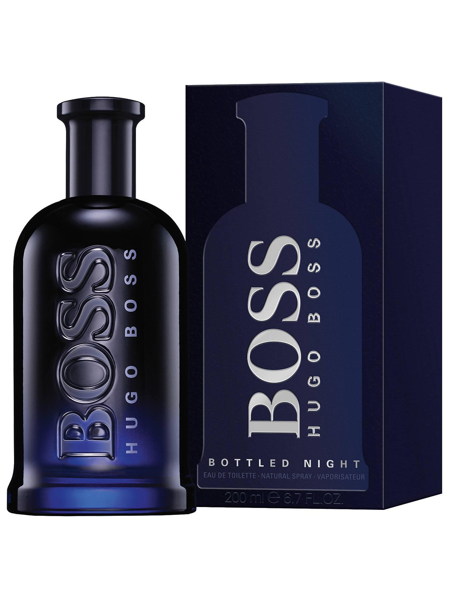 e4f24e154c Buy HUGO BOSS BOSS Bottled Night Eau de Toilette, 200ml Online at  johnlewis.com ...