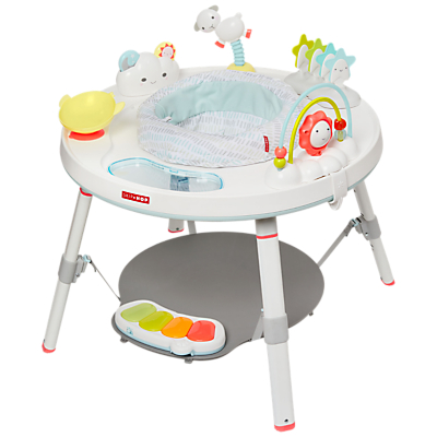 Skip Hop 3 In 1 Silver Cloud Baby's View Activity Centre