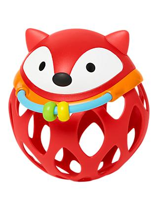 Skip Hop Explore & More Roll Around Fox Toy
