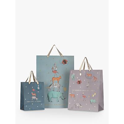 Image of John Lewis & Partners Party Safari Animals Gift Bag