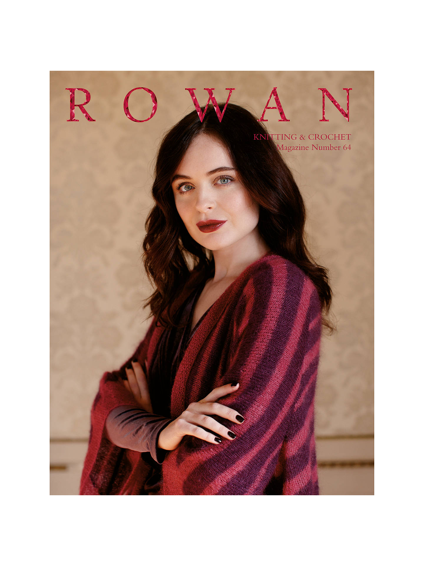 Rowan Magazine 64 Knitting and Crochet Patterns