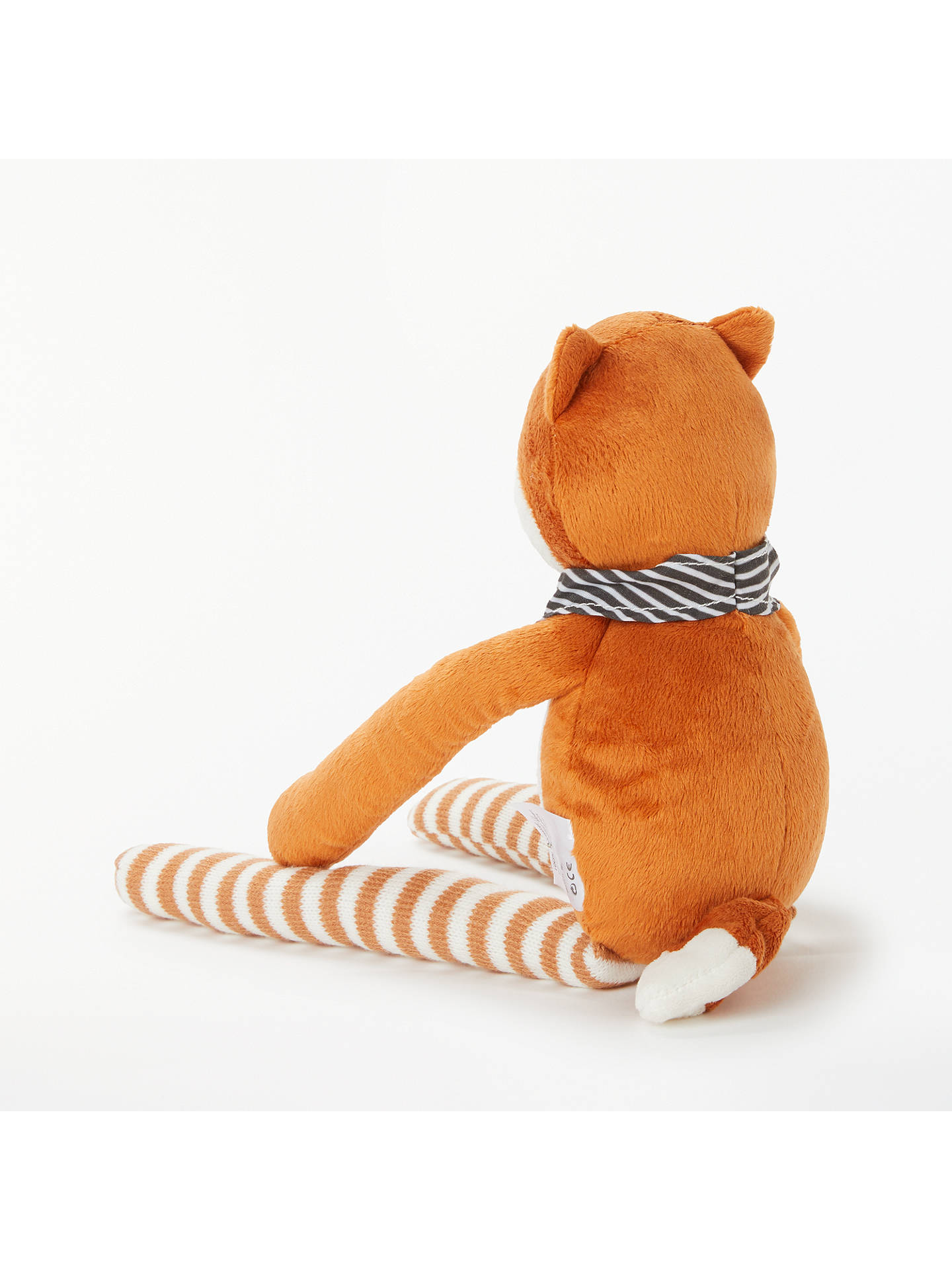 BuyJohn Lewis & Partners Freddie The Fox Soft Toy Online at johnlewis.com