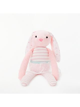 John Lewis & Partners Ruth The Rabbit Soft Toy