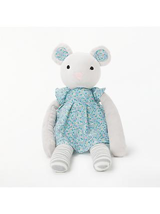 John Lewis & Partners Michela The Mouse Soft Toy