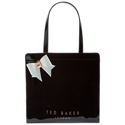 Ted Baker Auracon Bow Large Icon Shopper Bag