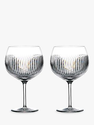 Waterford Gin Journeys Aras Balloon Glasses, Set of 2, 550ml, Clear