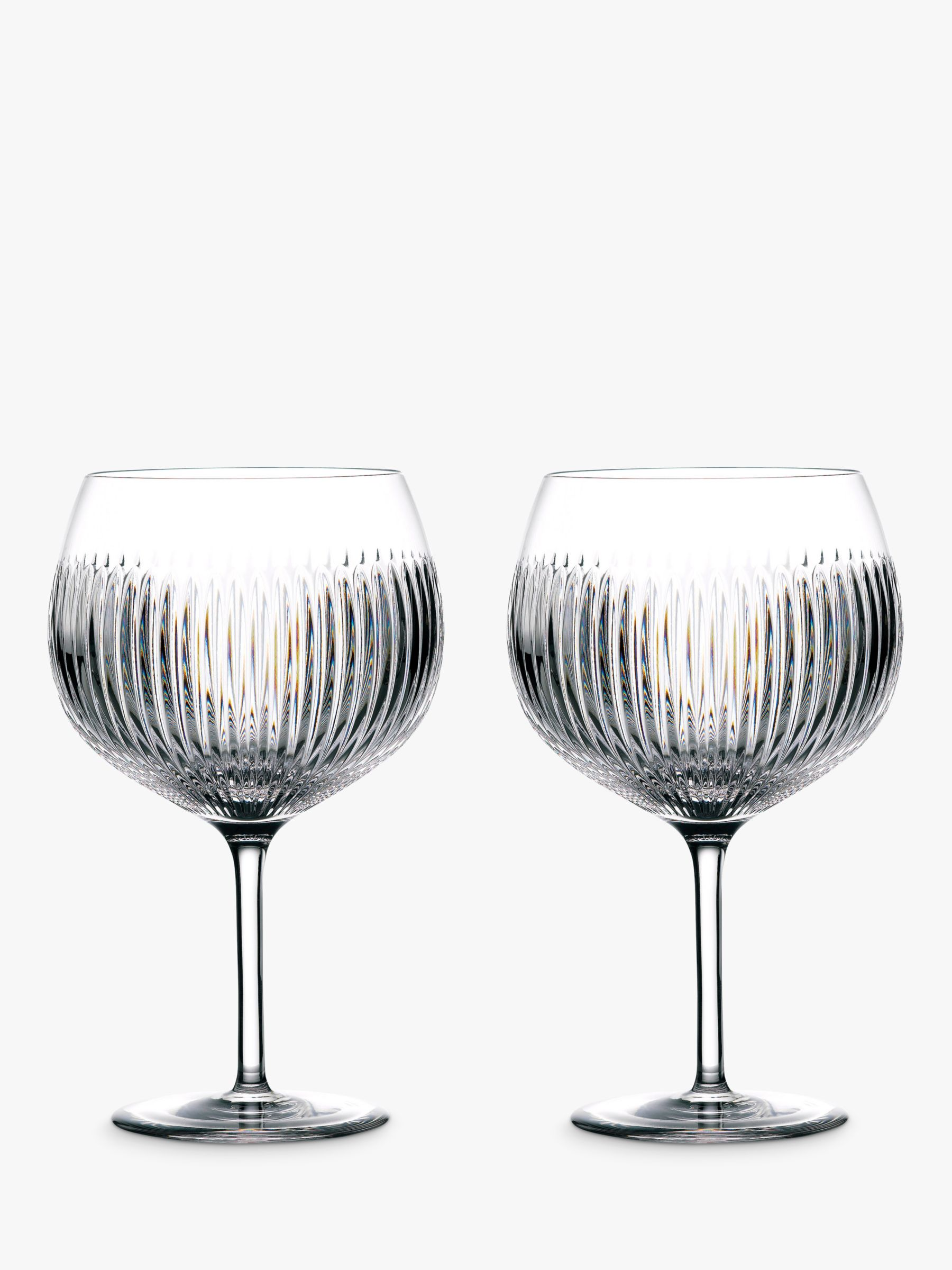 Waterford Waterford Gin Journeys Aras Balloon Glasses, Set of 2, 550ml, Clear