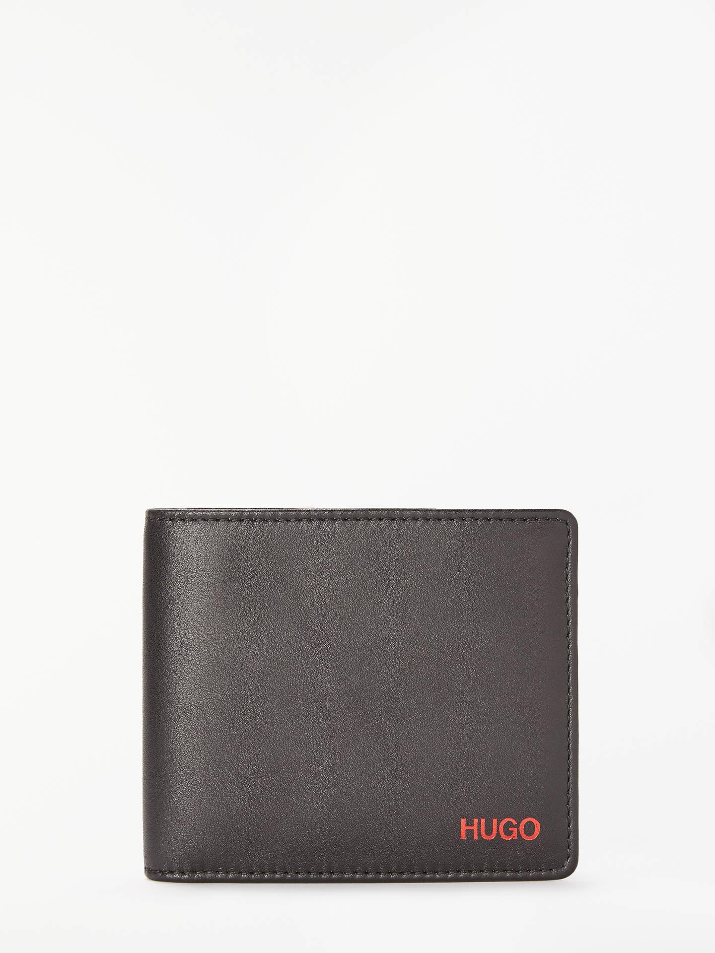 c64fcda838f5d Buy HUGO by Hugo Boss Subway Smooth Leather Bifold Wallet