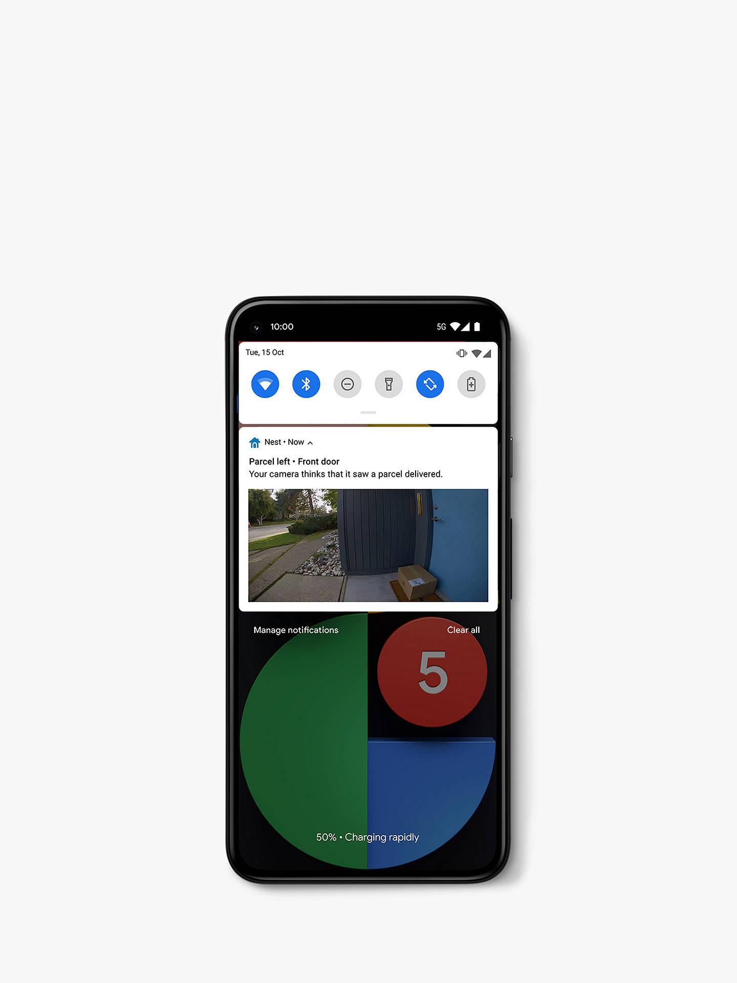 Google Nest Hello Video Doorbell At John Lewis Partners