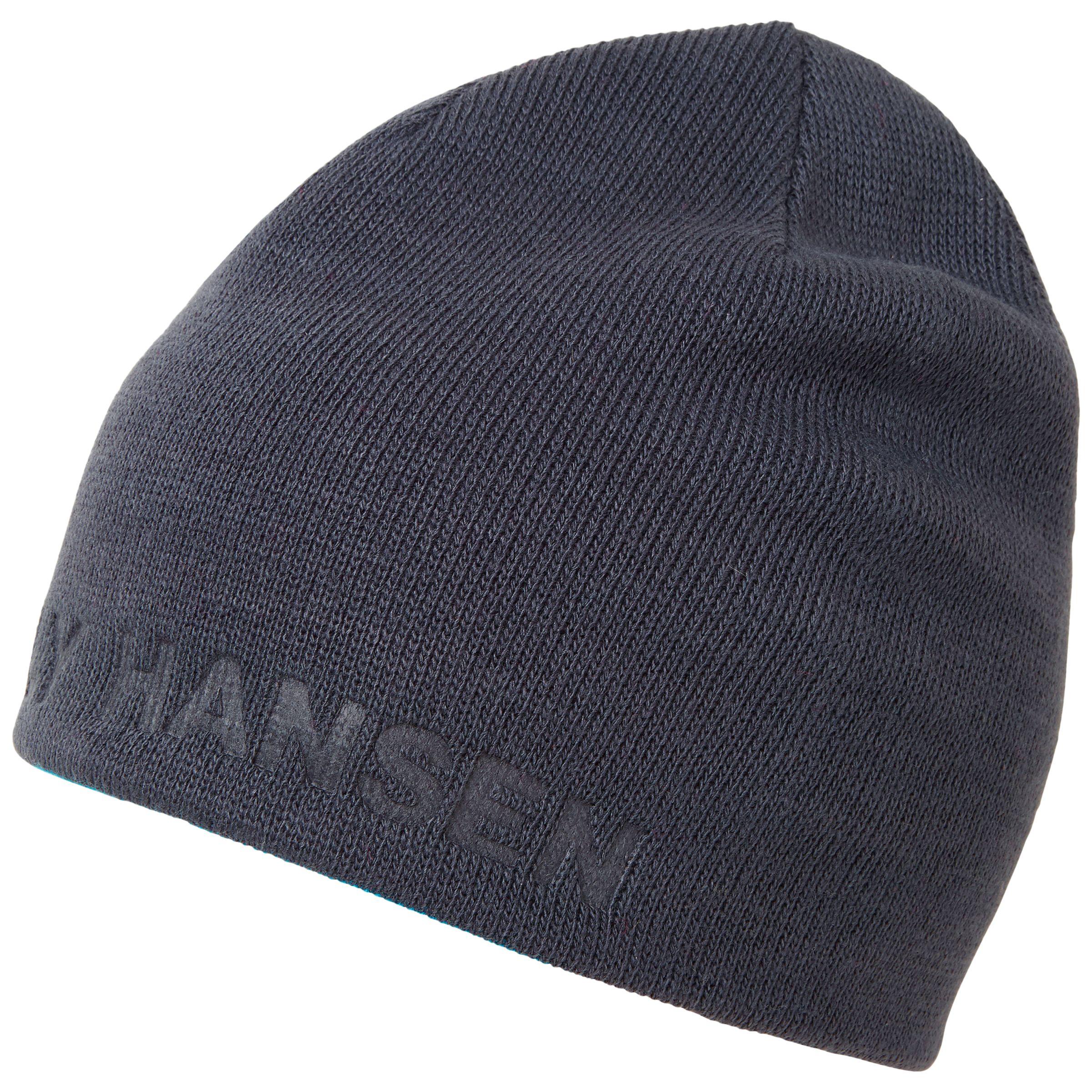 6234392fb16 Helly Hansen Outline Reversible Beanie Hat