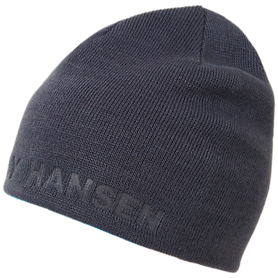 Helly Hansen Outline Reversible Beanie Hat, One Size, Blue
