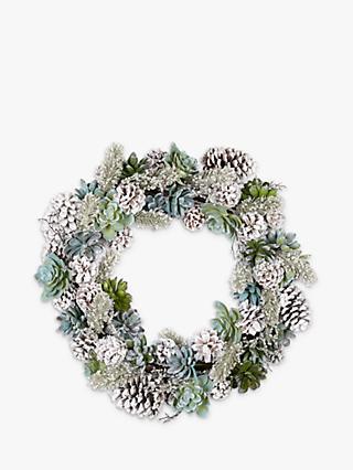 Christmas Wreaths & Garlands   Buy Wreaths at John Lewis