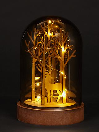 john lewis partners deer dome light