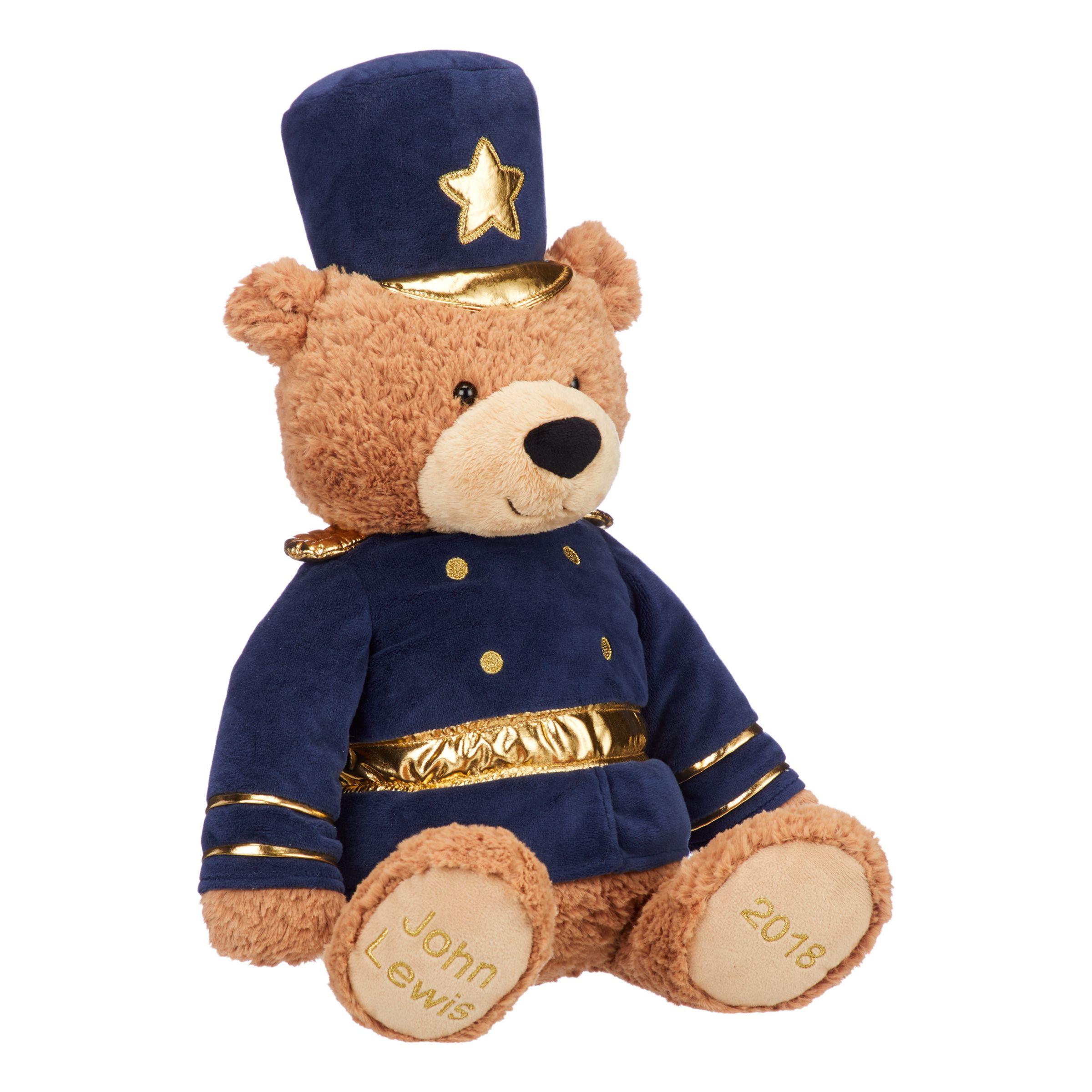 1afd451254b9 John Lewis   Partners Nutcracker Lewis Bear 2018 Soft Toy