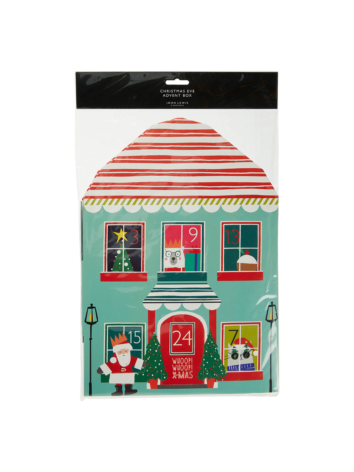 BuyJohn Lewis & Partners Christmas Eve Box Advent Calendar Online at johnlewis.com
