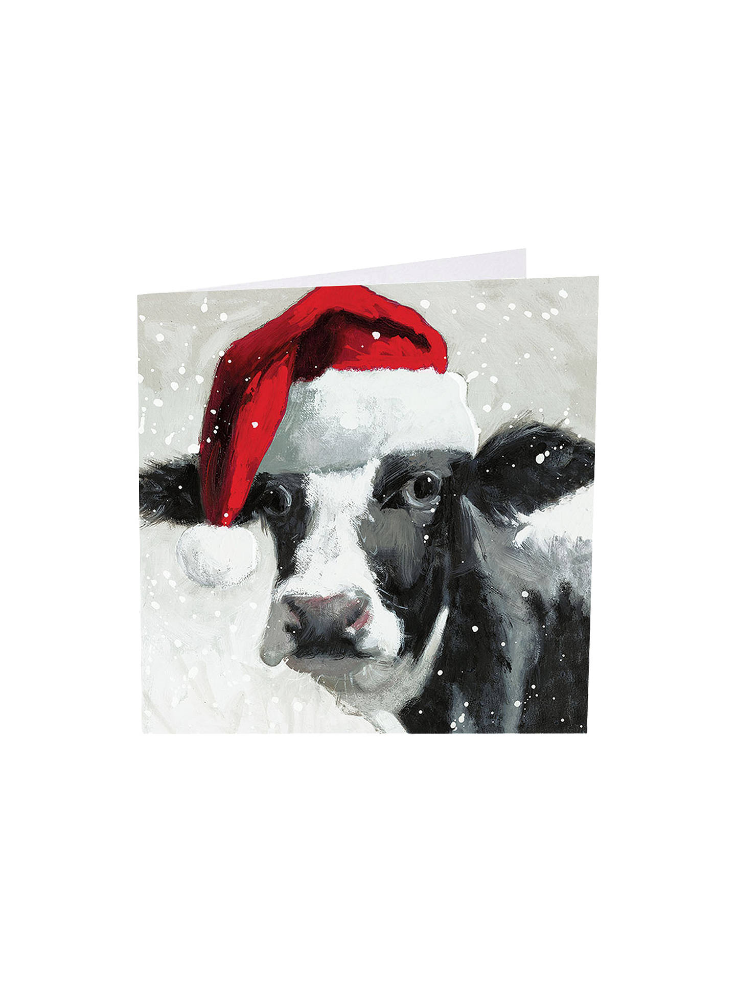 BuyArt Marketing You'd Better Not Pout Christmas Cards, Pack of 6 Online at johnlewis.com