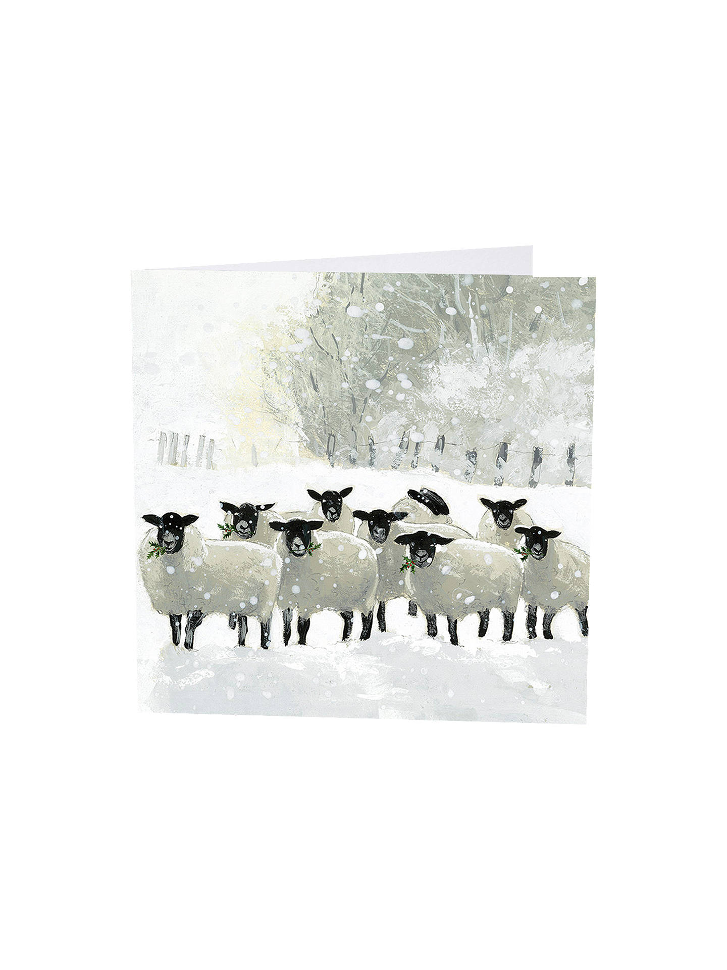 BuyArt Market Shepards Watch Christmas Cards, Assorted, Pack of 6 Online at johnlewis.com