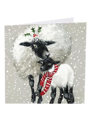 Christmas Cards | Single & Multipack Christmas Cards at John Lewis