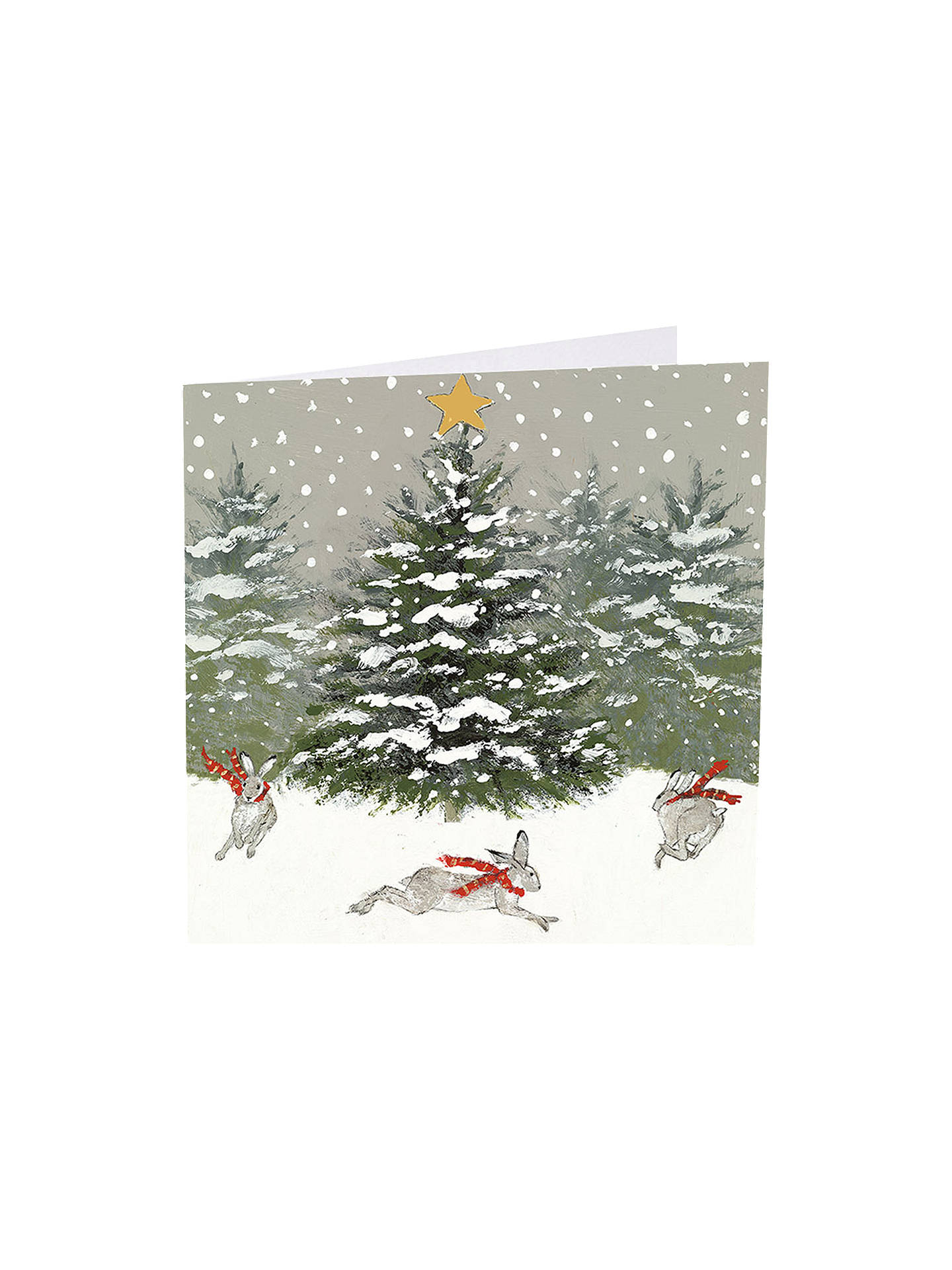 BuyArt Market Follow the Star Christmas Cards, Assorted, Pack of 6 Online at johnlewis.com
