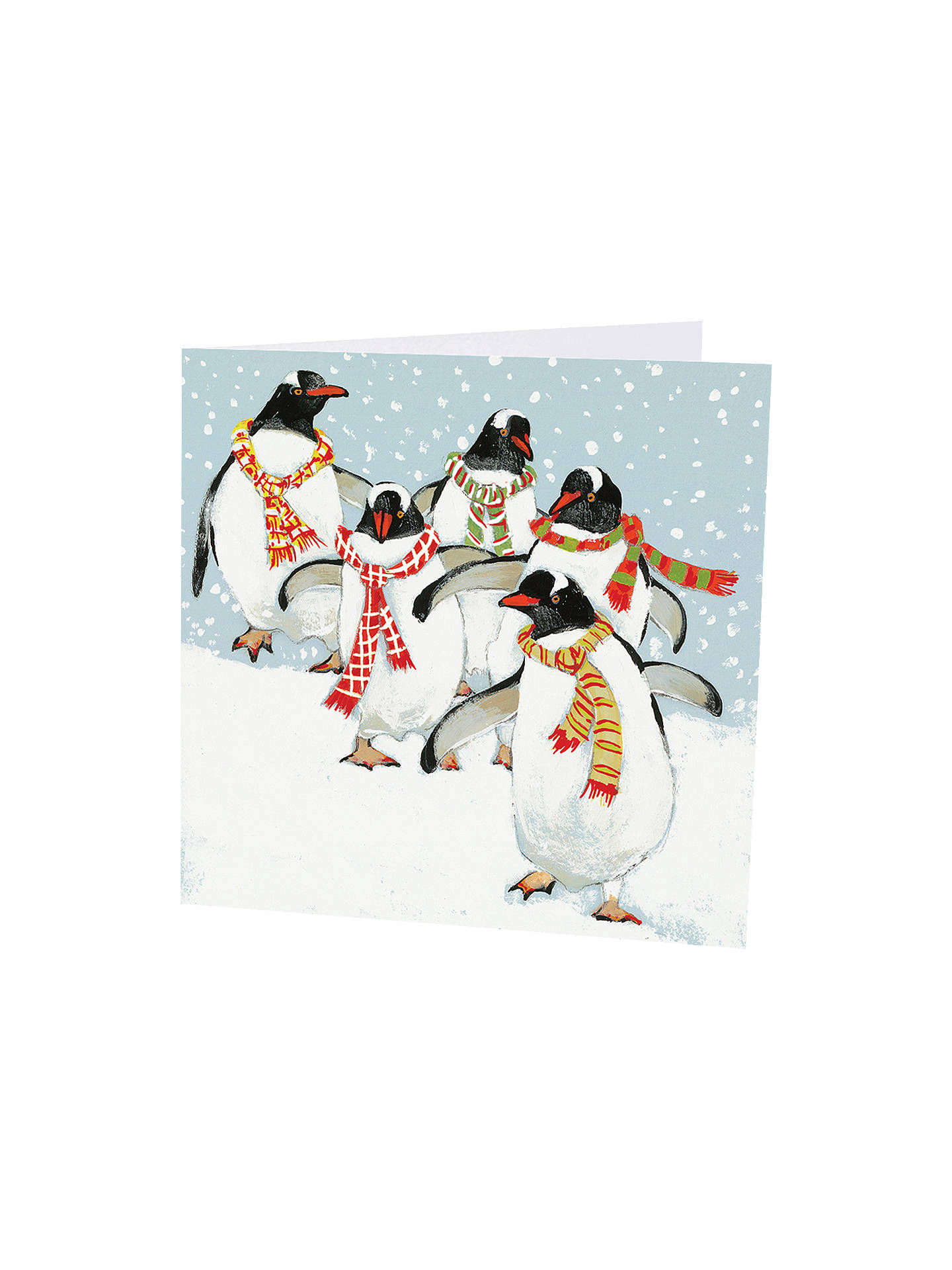 BuyArt Market Follow the Knife Christmas Cards, Assorted, Pack of 6 Online at johnlewis.com