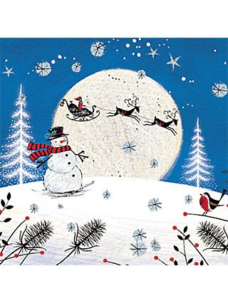 Christmas Cards Single Multipack Christmas Cards At John Lewis