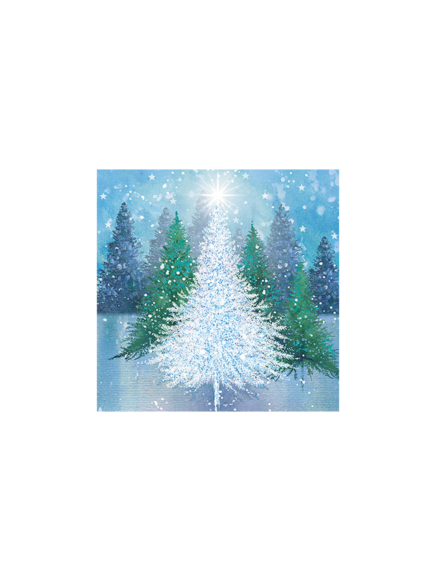 The Almanac Gallery Medici Forest Christmas Card at John Lewis ...