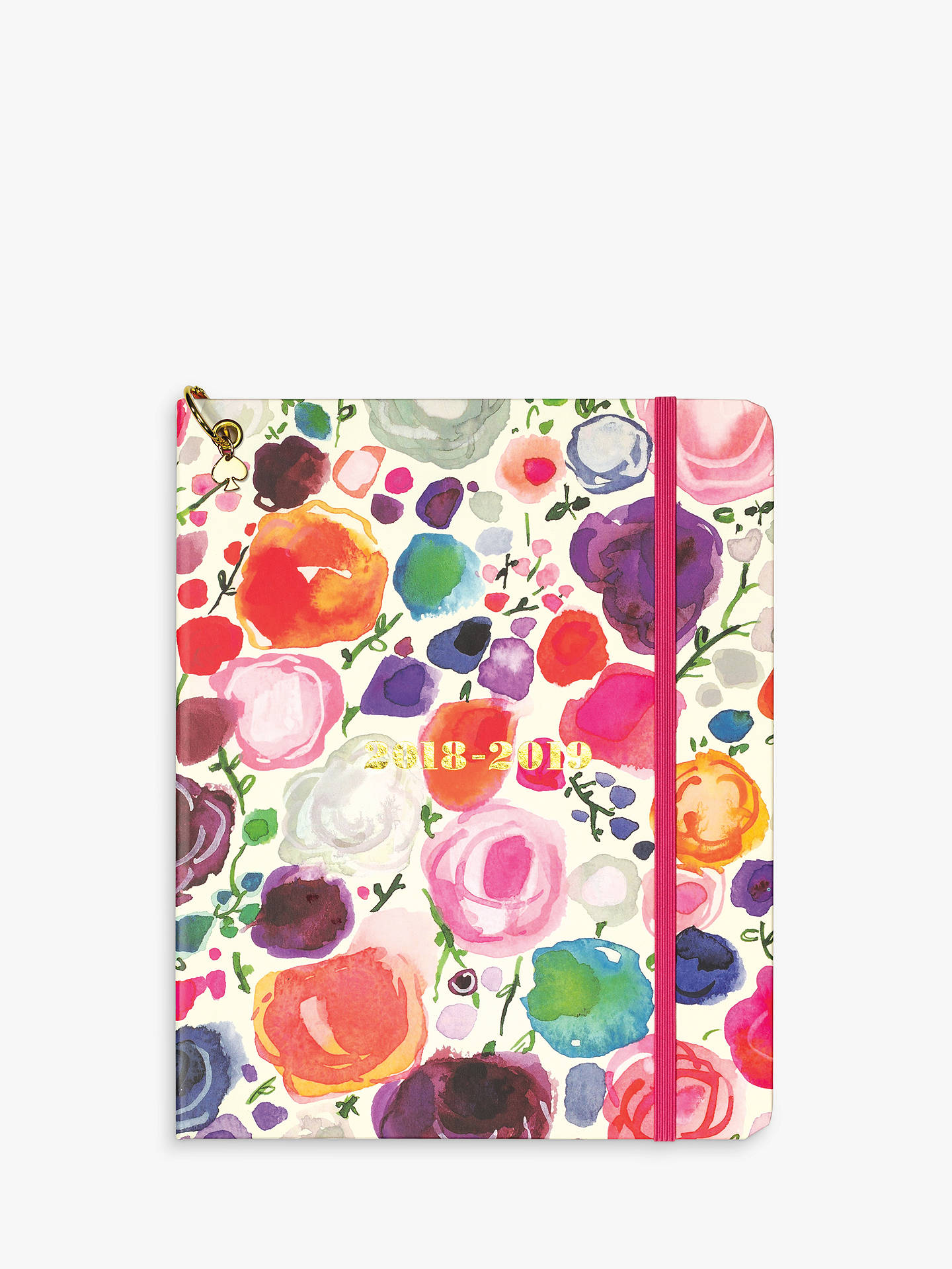 cdfe36c013a2b kate spade new york Large Floral Diary 2019 at John Lewis   Partners
