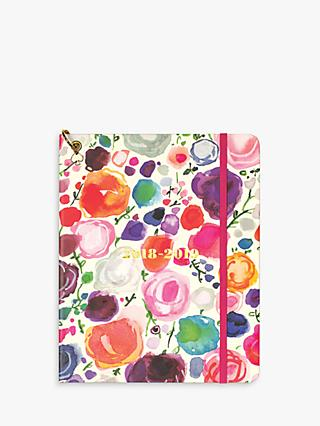 kate spade new york Large Floral Diary 2019