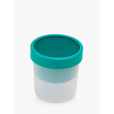 Joseph Joseph GoEat Compact Leak-Proof Soup Pot, Teal