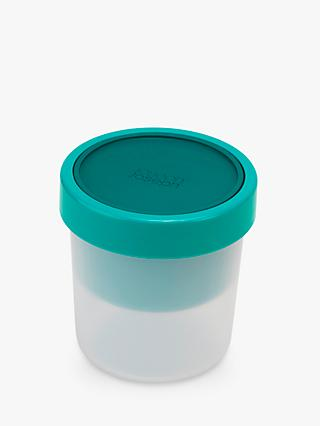 Joseph Joseph GoEat Compact Leak-Proof Soup Pot, Teal