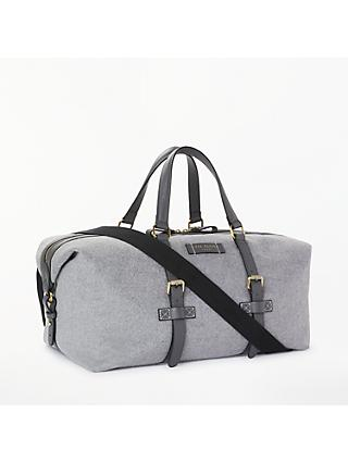 Ted Baker Knitts Wool Holdall, Grey