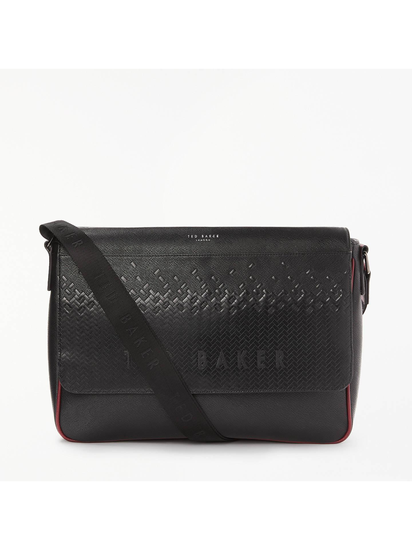 1ac92c6547c8 Buy Ted Baker Wowee Messenger Bag
