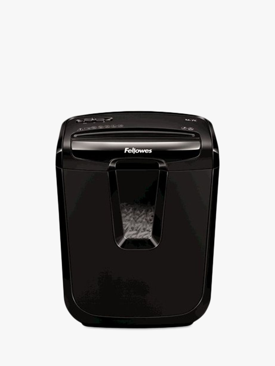 Fellowes Fellowes Powershred M-7C 4603201 Cross Cut Shredder, 14L