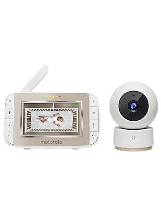 Motorola Halo+ HD Smart Video Baby Monitor