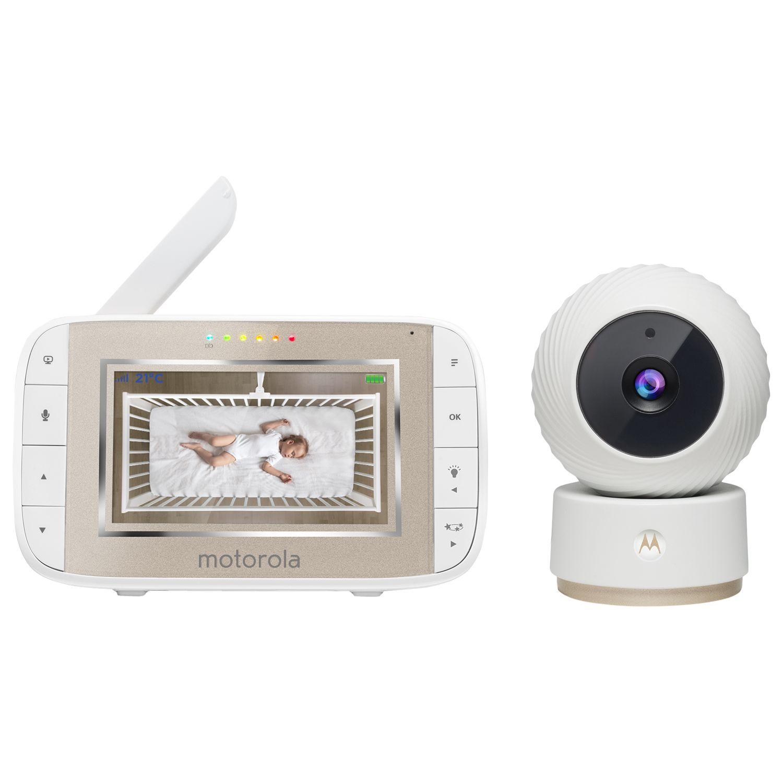 Motorola Motorola Halo+ HD Smart Video Baby Monitor