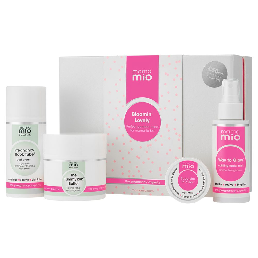 Mama Mio Mama Mio Bloomin' Lovely Pamper Pack