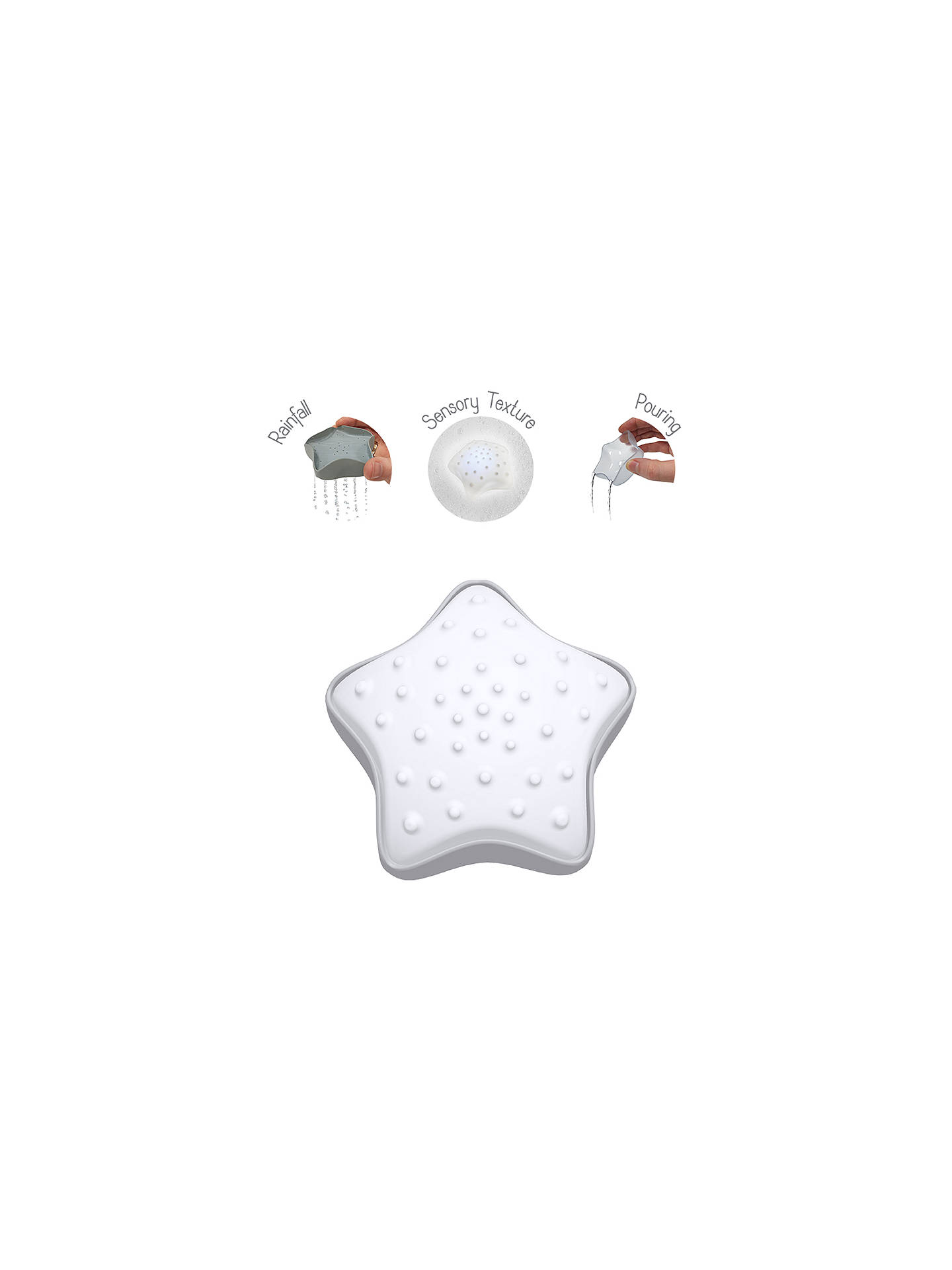 Buy Shnuggle Wishy Star Bath Toy Online at johnlewis.com